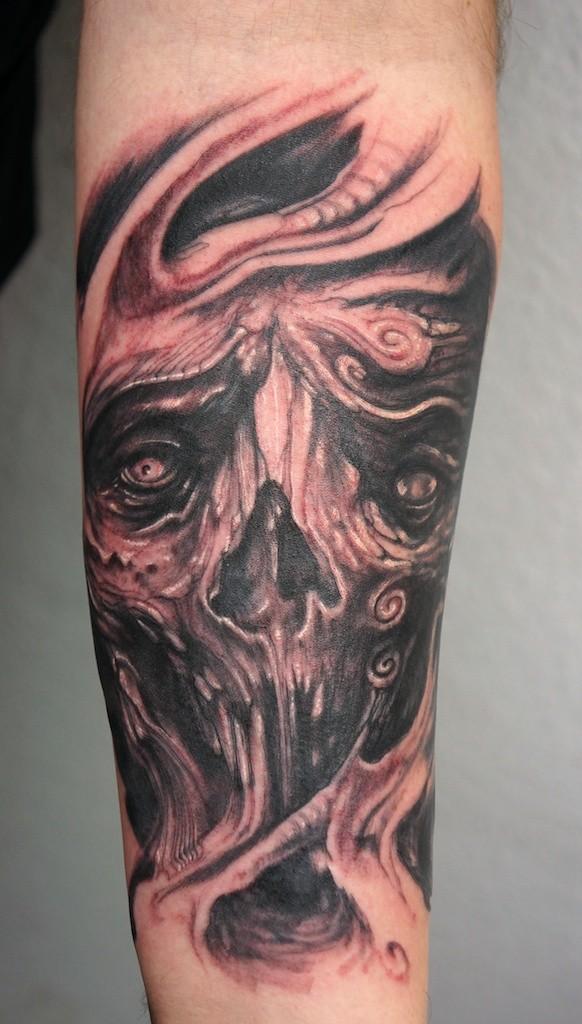 monster tattoos photo - 17