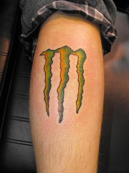 monster tattoos photo - 2