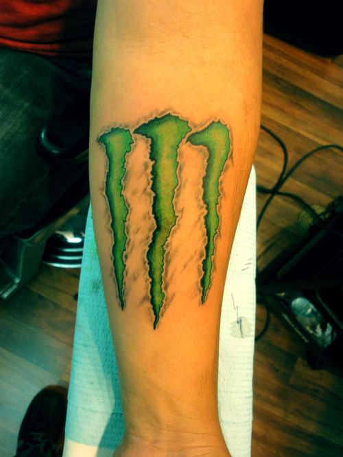 monster tattoos photo - 25