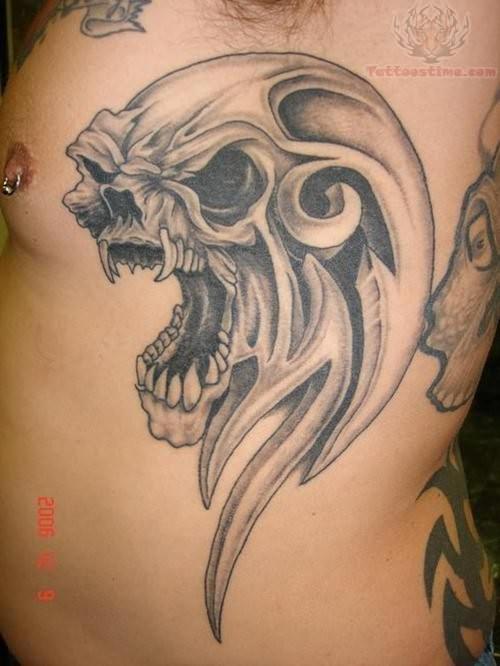 monster tattoos photo - 3