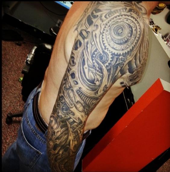 monster tattoos photo - 30