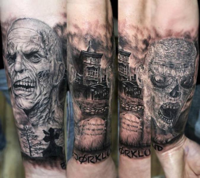 monster tattoos photo - 32