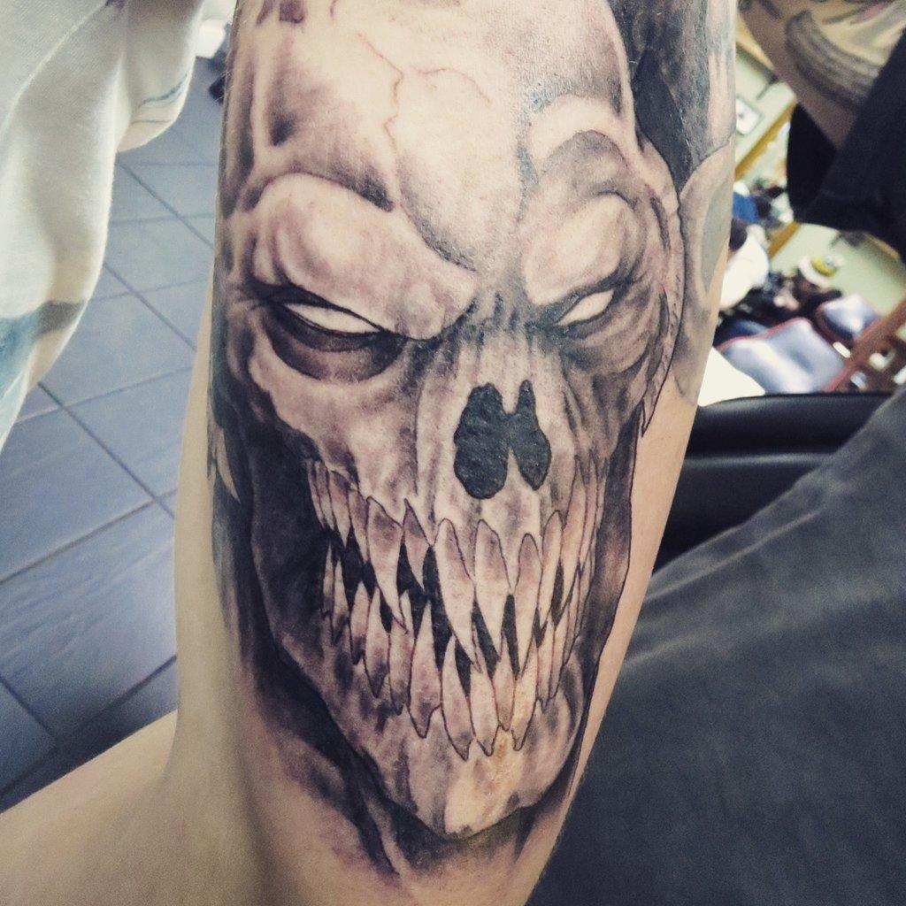 monster tattoos photo - 7