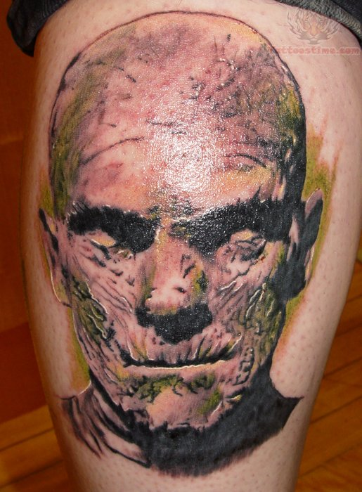 mummy tattoos photo - 12