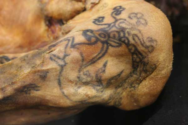 mummy tattoos photo - 23