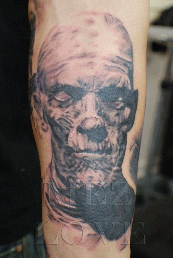 mummy tattoos photo - 4