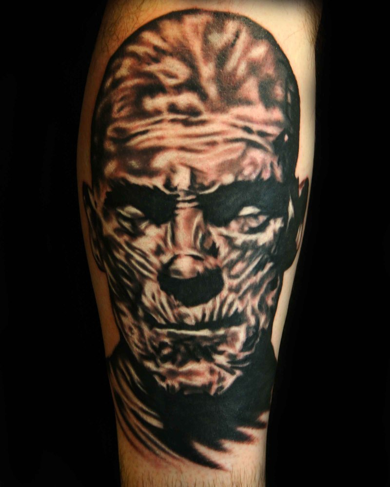 mummy tattoos photo - 7