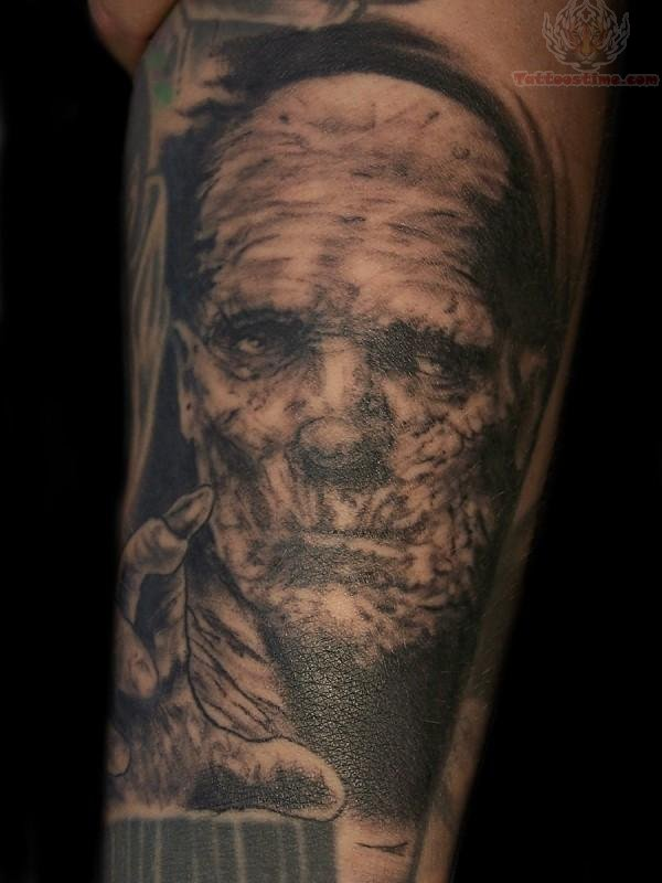 mummy tattoos photo - 8