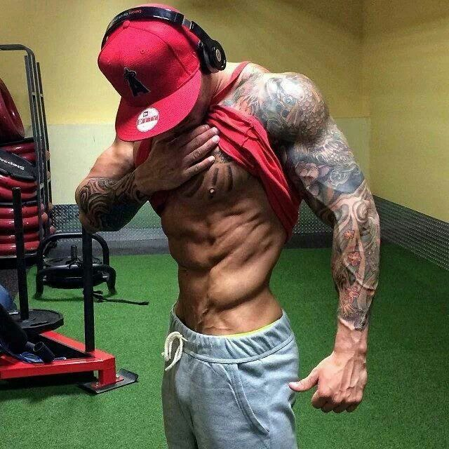 muscles tattoos photo - 10