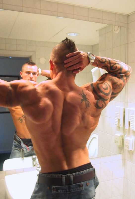 muscles tattoos photo - 20