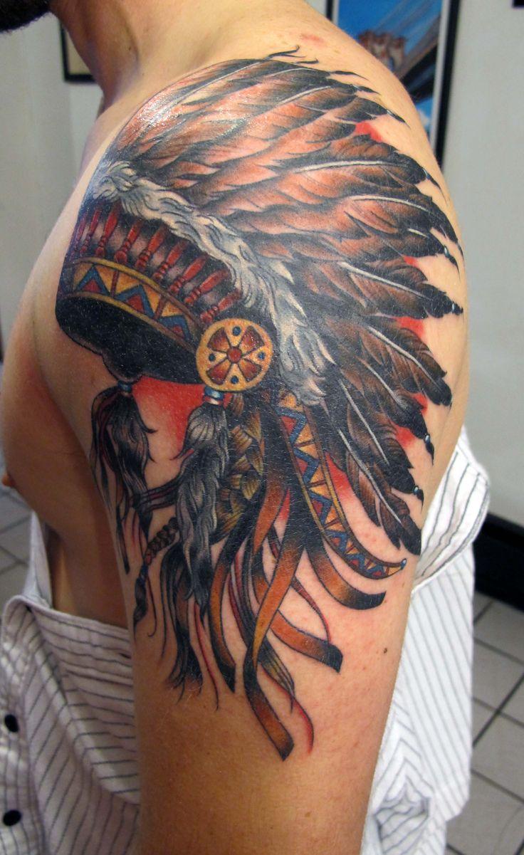 native american tattoos photo - 11