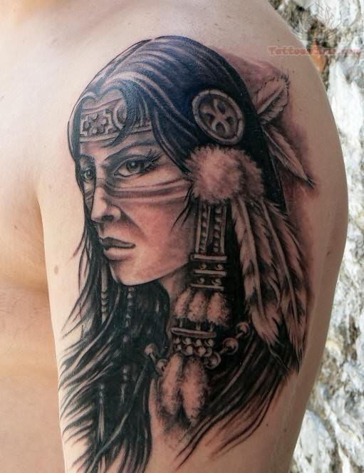 native american tattoos photo - 12