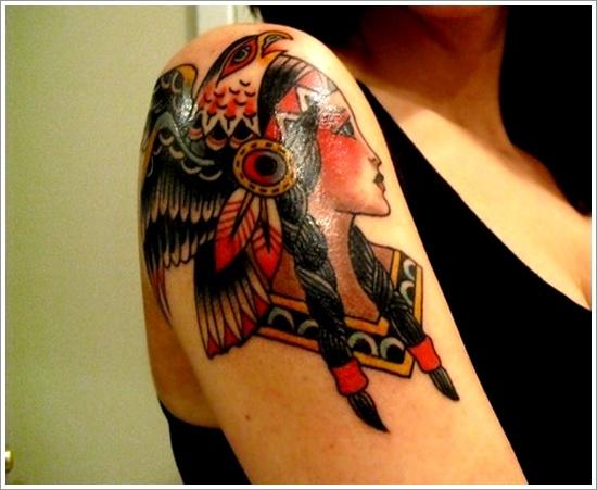 native american tattoos photo - 15