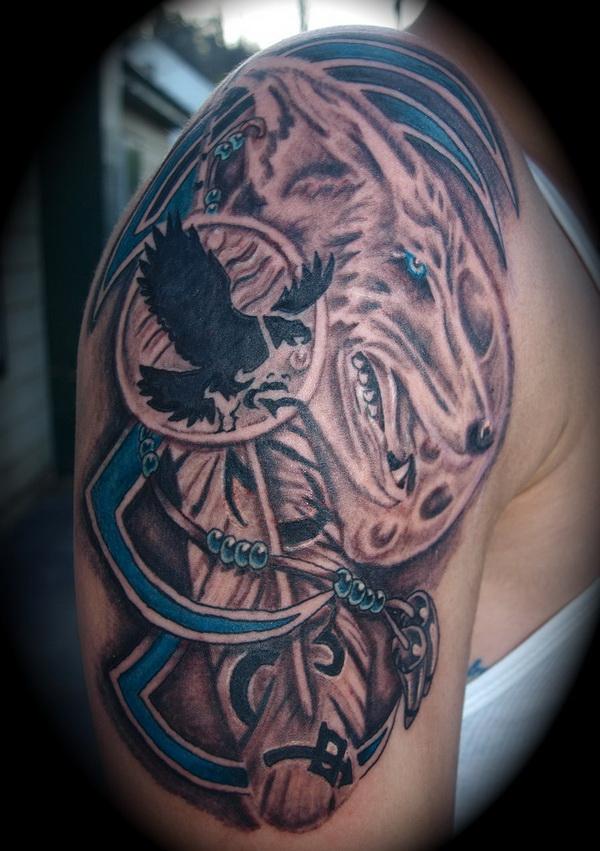 native american tattoos photo - 18