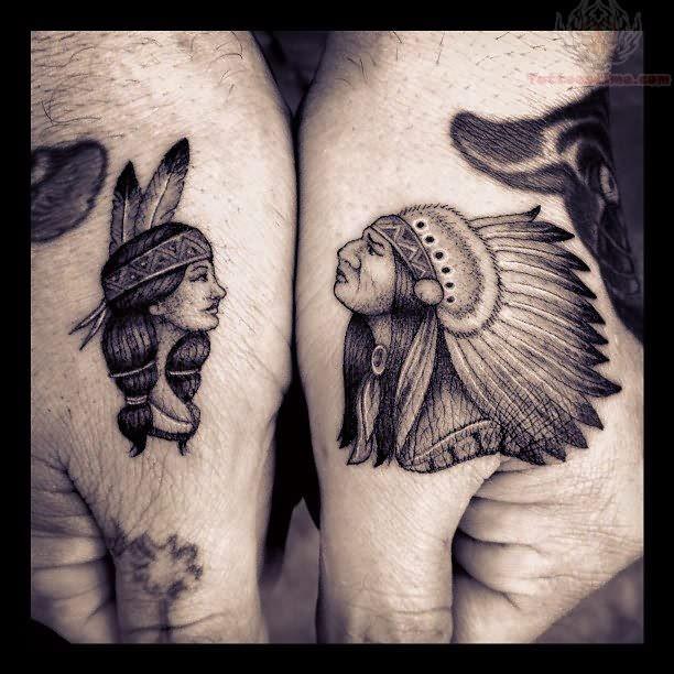 native american tattoos photo - 19