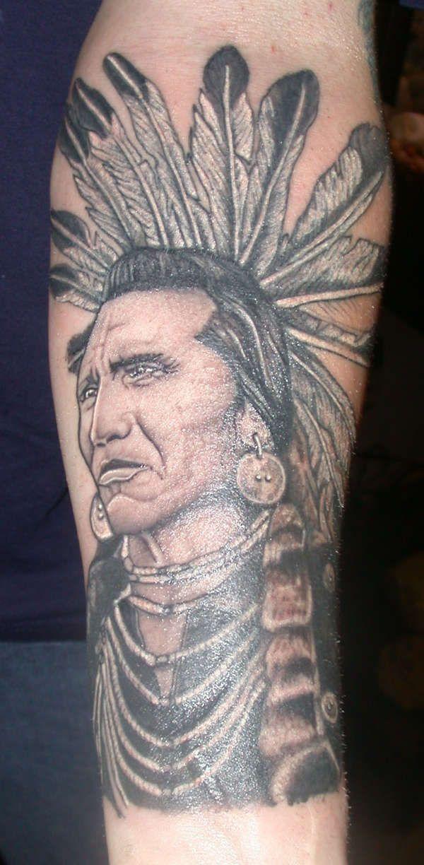 native american tattoos photo - 2