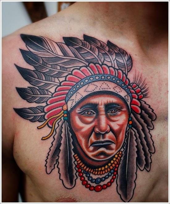 native american tattoos photo - 22