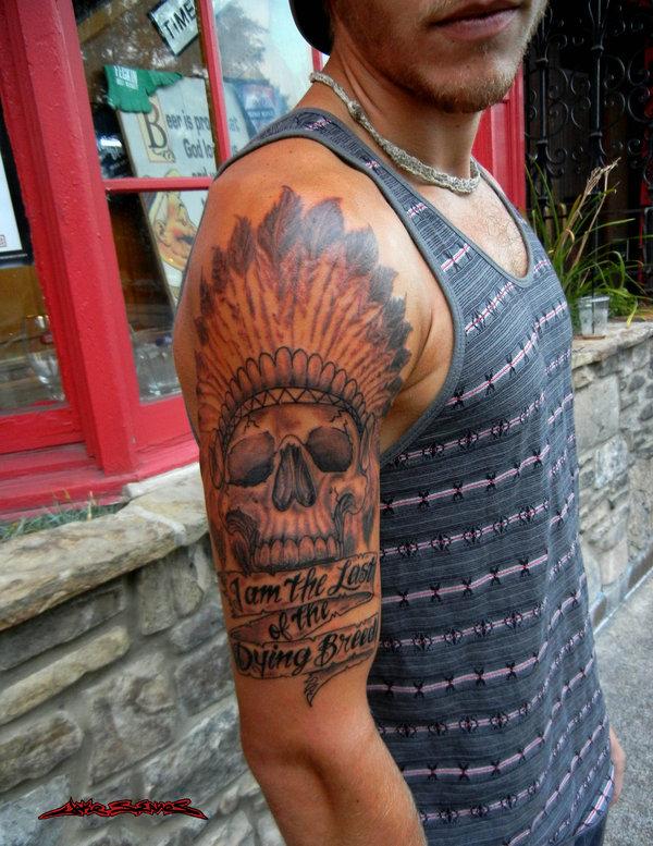 native american tattoos photo - 33