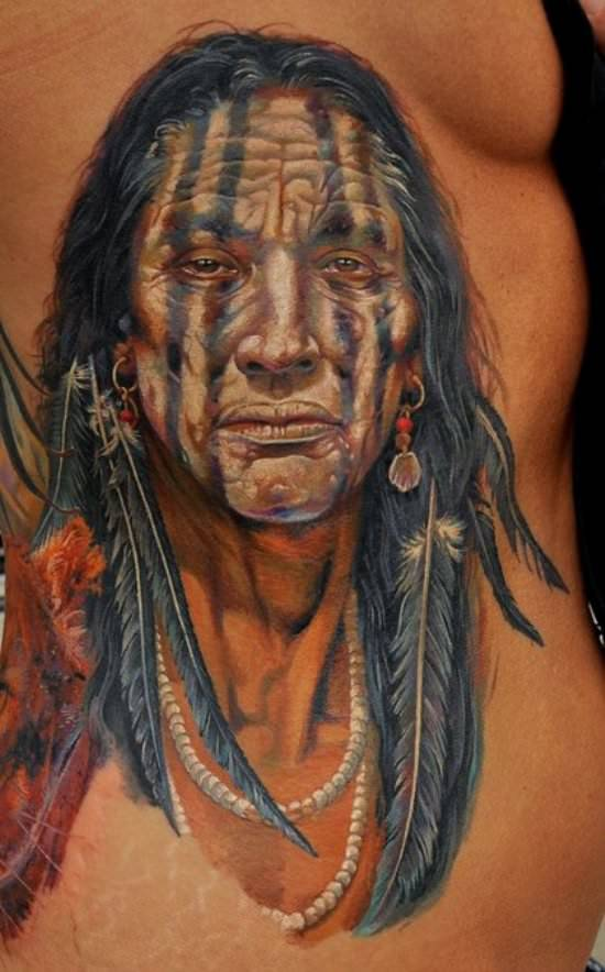 native american tattoos photo - 6