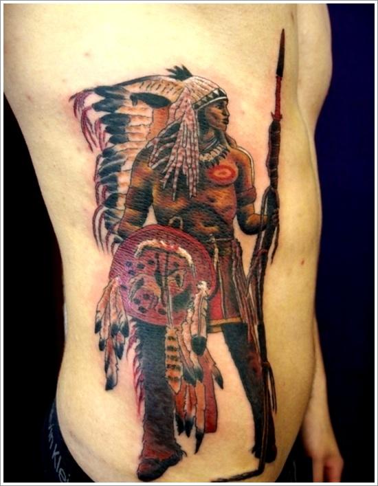 native american tattoos photo - 9