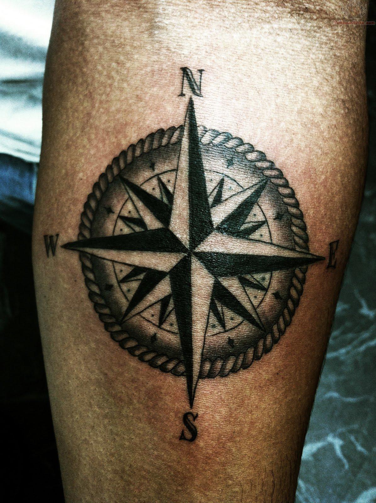 nautical tattoos photo - 1