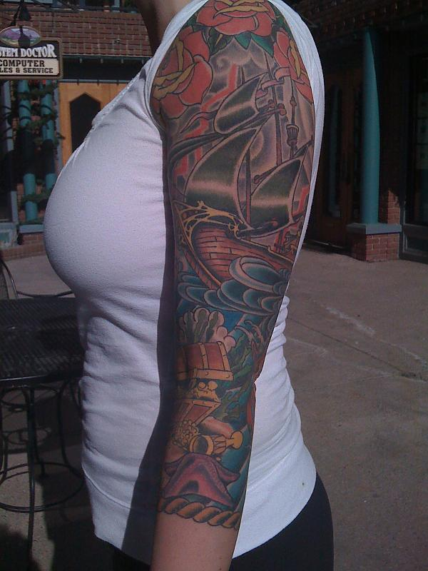 nautical tattoos photo - 15
