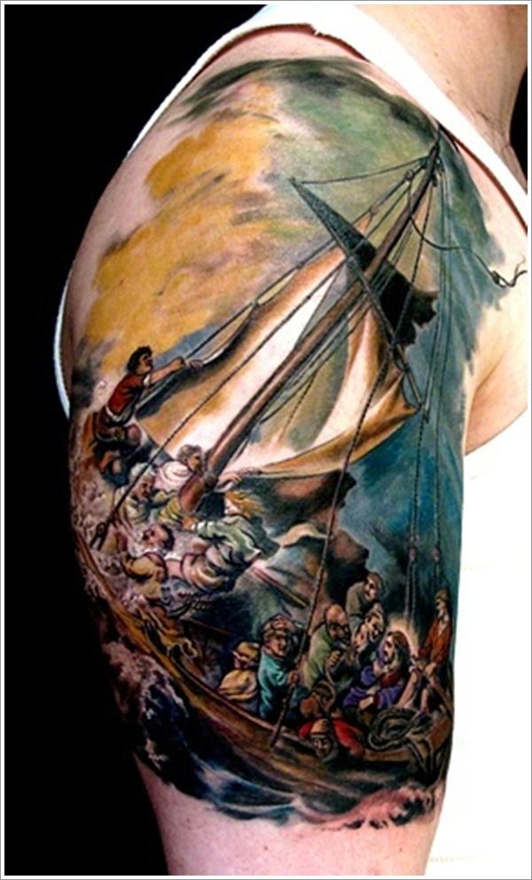 nautical tattoos photo - 19