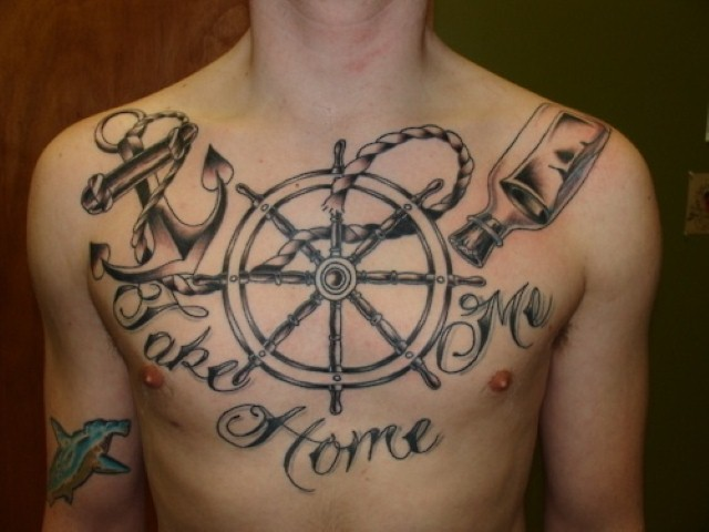 nautical tattoos photo - 24