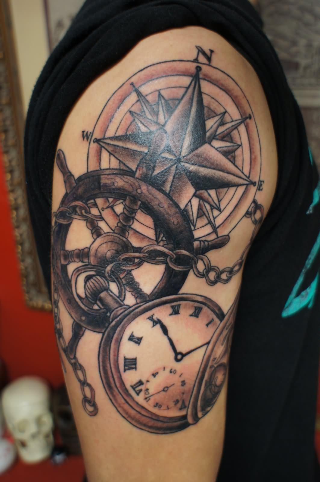 nautical tattoos photo - 26