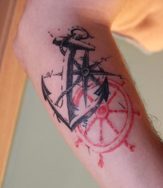 nautical tattoos photo - 27