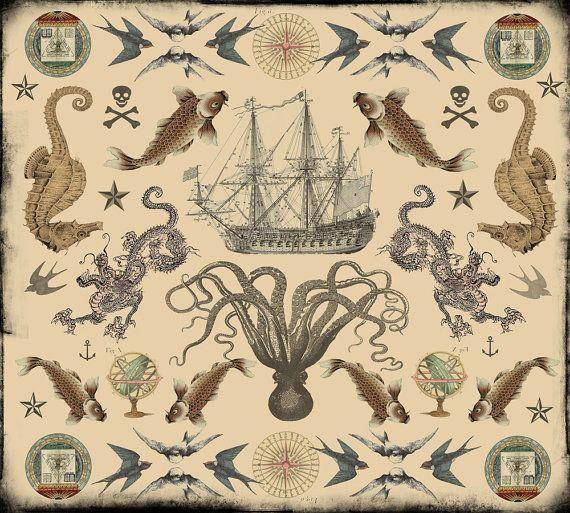 nautical tattoos photo - 37