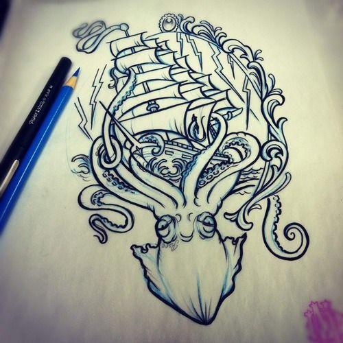 nautical tattoos photo - 39
