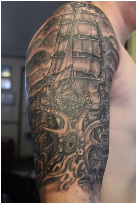 nautical tattoos photo - 40