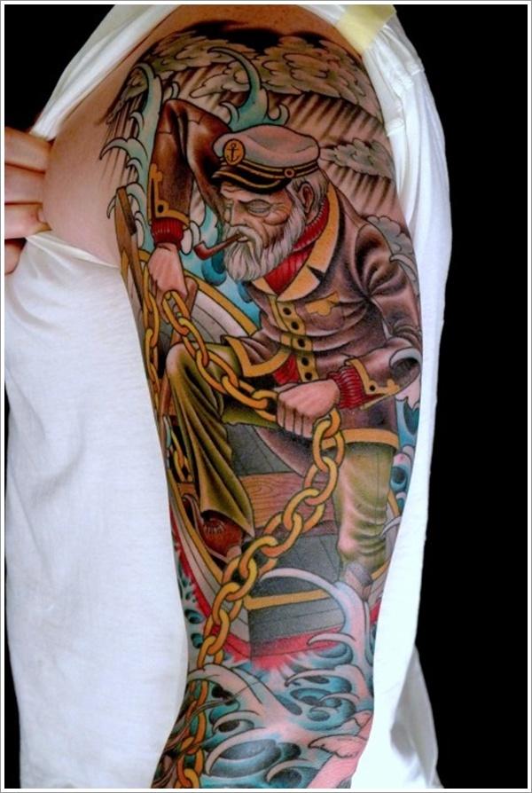 nautical tattoos photo - 5