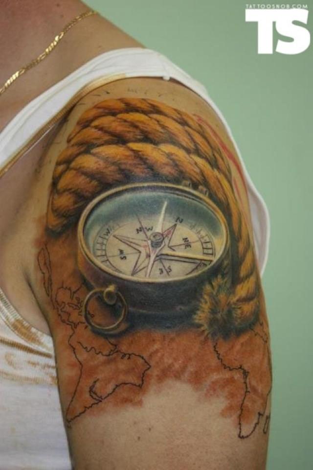 nautical tattoos photo - 9
