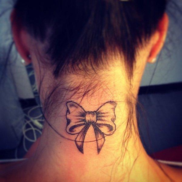 neck tattoos photo - 15