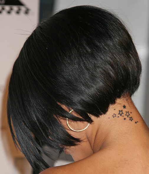 neck tattoos photo - 26