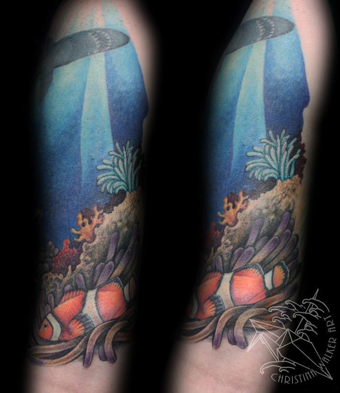 ocean tattoos photo - 10