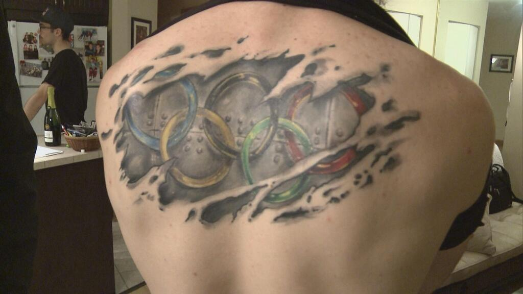 olympic tattoos photo - 18