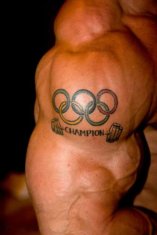 olympic tattoos photo - 31
