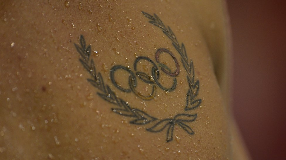olympic tattoos photo - 4