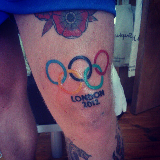 olympic tattoos photo - 7