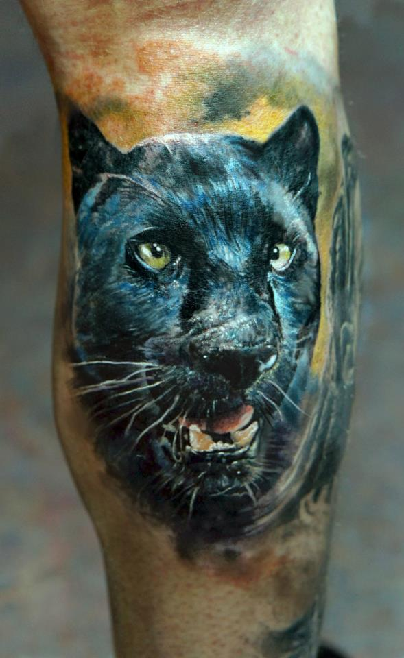 panther tattoos photo - 15