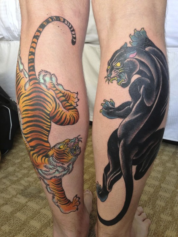 panther tattoos photo - 35