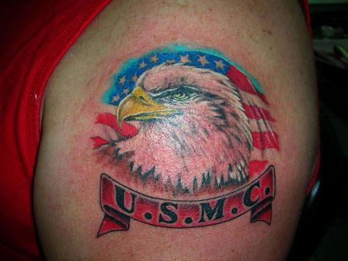 patriotic tattoos photo - 20