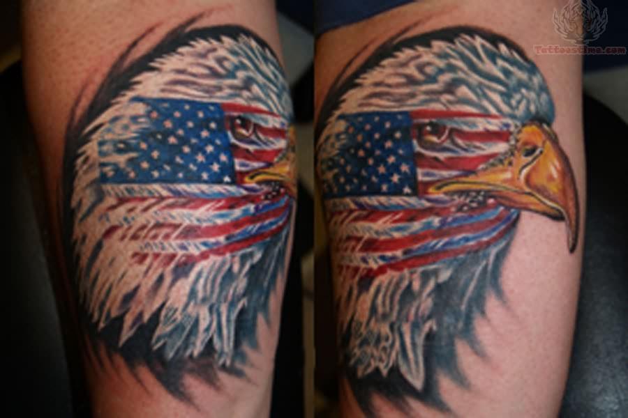 patriotic tattoos photo - 23