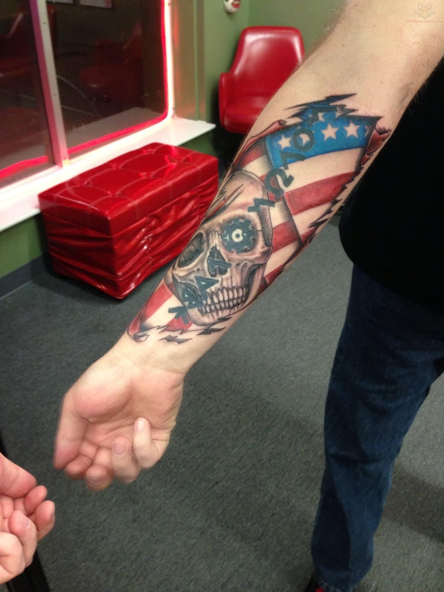 patriotic tattoos photo - 26