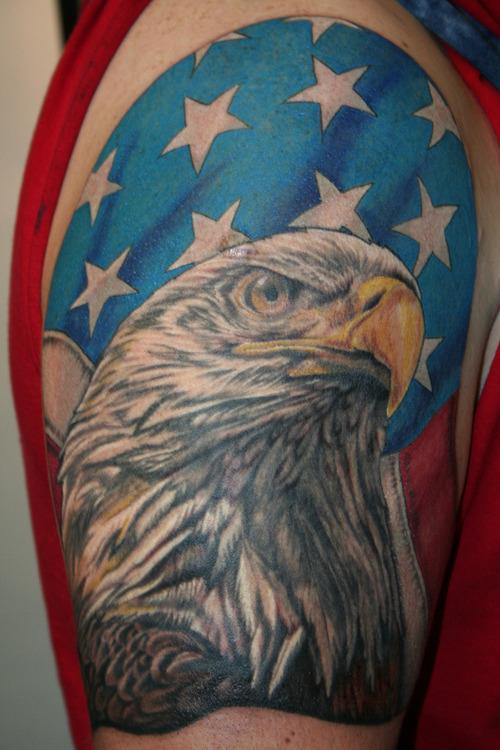 patriotic tattoos photo - 27