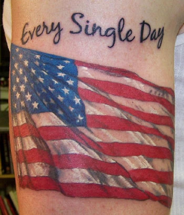patriotic tattoos photo - 31