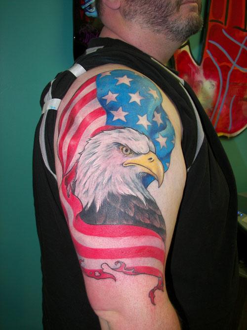 patriotic tattoos photo - 4